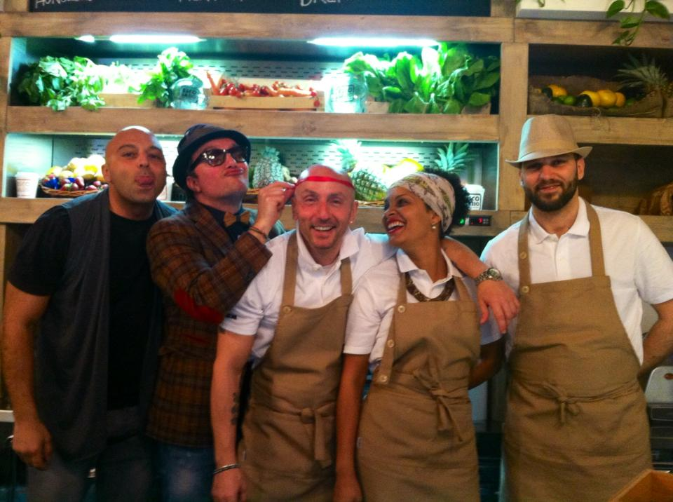 Soci escosazio roma